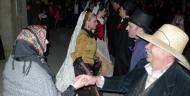 Torà: El brut i bruta ballant  Xavi