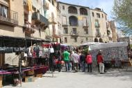 Torà: plaça de la font  Anna Garcia Gabal