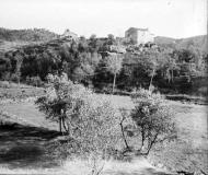 Fontanet: El poble de Fontanet i l'església de Sant Miquel  Cèsar August Torras