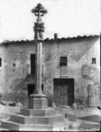 Torà: Creu de sant Ramon  Cèsar August Torras