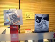 Cervera: Mostra d'Art ARTDAKÍ  Josep Gatnau Grau