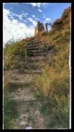 Madrona: Camí al castell  Ramon Sunyer