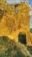 Madrona: Detall de la façana  Ramon Sunyer