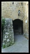 Sant Climenç: Entrada vila closa  Ramon Sunyer