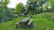Sant Climenç: zona pic-nic  Ramon Sunyer