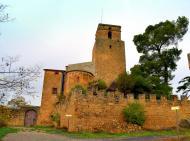 Ribelles: castell  Àngela Llop