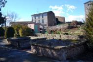 Vall del Llobregós: Patrimoni