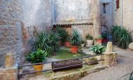 Selvanera: detall carrer  Ramon Sunyer