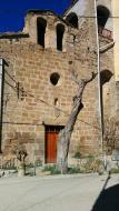 Vilanova de l'Aguda: Església Assumpció de la Mare de Déu barroc (XVII)  Ramon Sunyer