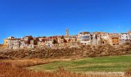 Vilanova de l'Aguda: Vista general  Ramon Sunyer