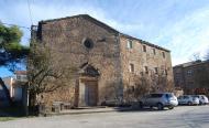 Ardèvol: Església Santa Maria  Ramon Sunyer
