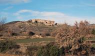 Pinós: vista poble  Ramon Sunyer