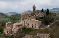 Vallmanya: Església de Sant Pere  Antonio Saez