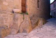 Prades de la Molsosa: carrer  Ramon Sunyer