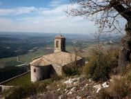 La Molsosa: Església vella  Isidre Blanc
