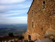 Figuera de l'Aguda: Castell  Isidre Blanc