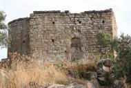 Figuera de l'Aguda: Ermita Sant Martí  Isidre Blanc