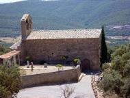 Vilanova de l'Aguda: Església de Sant Miquel de Valldàries  Isidre Blanc