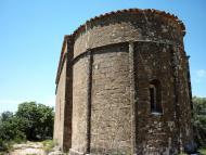 Lloberola: Església de Santa Maria de Lloberola, o Santa Maria del Solà  Isidre Blanc