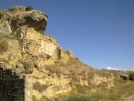 Biosca: Castell  Deosringas