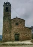 Lloberola: Sant Miquel barroc  Ramon Sunyer