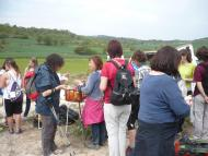 : Avituallament de fruita  Sònia Castelló