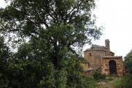 Les Cases de la Serra: Ermita Sant Pere de mas Pujol  Jaume Moya