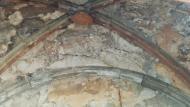 Biosca: Ermita Santa Maria romànic s XII  Ramon Sunyer