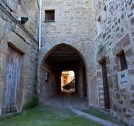 Palou: Portal  Ramon Sunyer