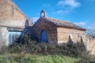 Les Cases de la Serra: Capella sant Antoni a Mas de la Vila  Ramon Sunyer