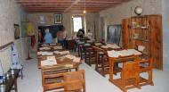 Pinós: exposició escola de la postguerra  Ramon Sunyer