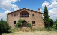Pinós: masia  Ramon Sunyer