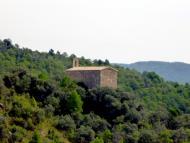 Vilanova de l'Aguda: Ermita de Santa Perpètua  Isidre Blanc