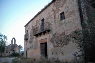 Maravella: detall casa  Ramon Sunyer