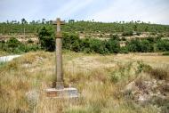 La Molsosa: creu de terme  Ramon Sunyer