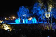 Vallferosa: L'espectacle també incorporà la dansa  Ramon Sunyer