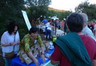 Vallferosa: Parades de productors locals  Xavier Sunyer