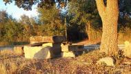 Granollers: Zona de descans als Patamolls  Ramon Sunyer