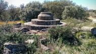 Selvanera: Restes creu Bassa a mas Ramon  Ramon Sunyer