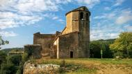 Llanera: Vista del conjunt  Ramon Sunyer