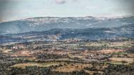 Vilalta: L'Alzina i Vilalta des de Palou   Ramon Sunyer