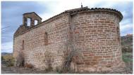 Vilanova de l'Aguda: Ermita Santa Maria de les Omedes  Ramon Sunyer