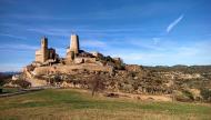Lloberola: Vista del poble  Ramon Sunyer