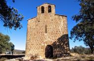 Lloberola: Ermita Santa Maria del Solà  Ramon Sunyer
