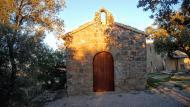 Fontanet: Capella de Sant Pere del Soler Romànic Segle XII-XVII  Ramon Sunyer