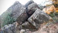 Puigredon: roques  Ramon Sunyer