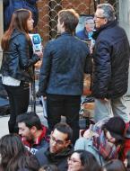 Torà: El Josep Miramunt entrevistat  Xavier Sunyer