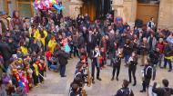 Torà: La Xaranga animant l'ambient  Xavier Sunyer