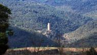 Vallferosa: des de sant Serni  Ramon Sunyer