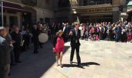 Torà: Detall de la dansa  Marc Sales